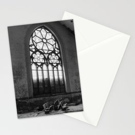 The Ghostly Gathering Stationery Cards