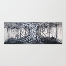 Witchwillow, 2 Canvas Print