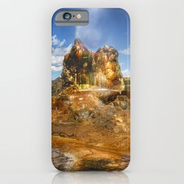 Fly Geyser - Nevada iPhone Case