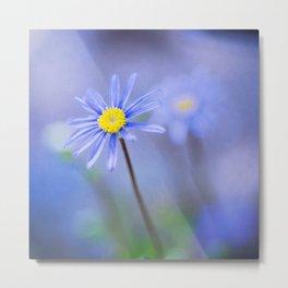 Lifeberry Floral Metal Print