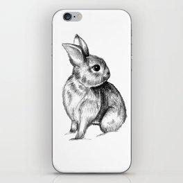 Bunny #4 iPhone Skin