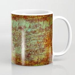 Textured Bark Coffee Mug