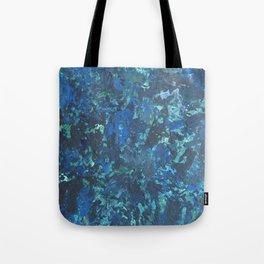 Deep Sea Light Tote Bag