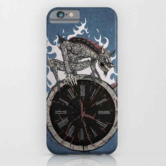 Guardian of Time iPhone & iPod Case