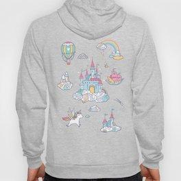 Magic Cloud Castle Hoody
