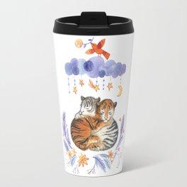 tigers dream Travel Mug