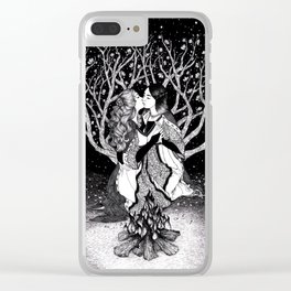The Little Gift Clear iPhone Case