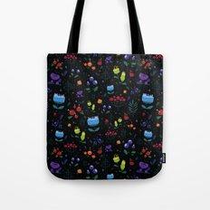 Magical berries Tote Bag