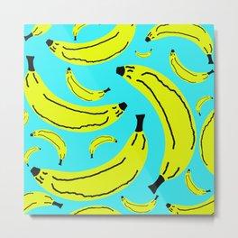 Banana Ramama Metal Print
