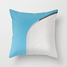 RVK Forms Throw Pillow