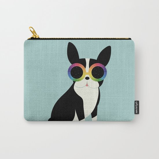 Work Hard Play Harder Carry-All Pouch