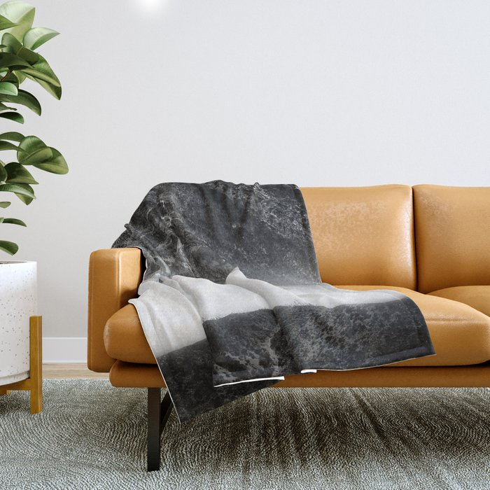 Lost in isolation Throw Blanket