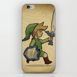 Link, The Wind Waker iPhone Skin