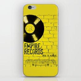 Empire Records iPhone Skin