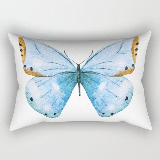 Butterfly 04 Rectangular Pillow