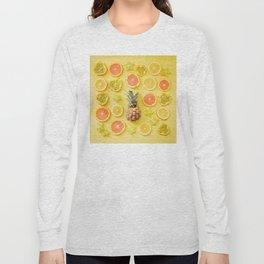 Citrus Party Long Sleeve T-shirt