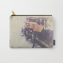Summer time bicycle photograph Carry-All Pouch