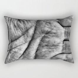 Left Hand Rectangular Pillow