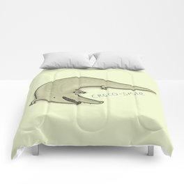Croco-Smile Comforters