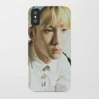 shinee iPhone & iPod Cases featuring Key - SHINee by Felicia