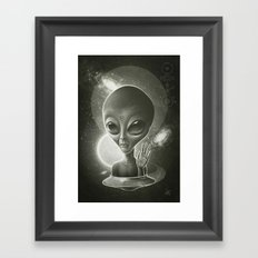 Alien II Framed Art Print