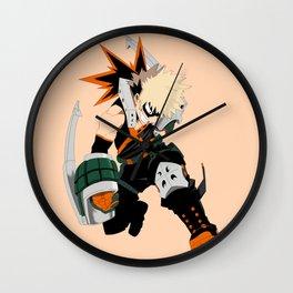 Katsuki Smile Wall Clock