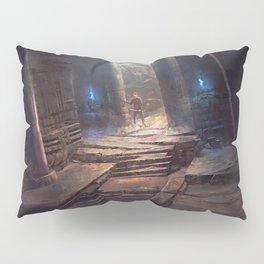 Temple Pillow Sham