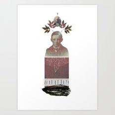 STAG// Art Print