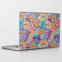 paisley Laptop & iPad Skins featuring Paisley by Struthers Studios