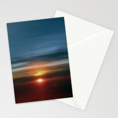 35.000 feet above  Stationery Cards
