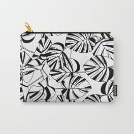 MONSTERA / pattern pattern Carry-All Pouch
