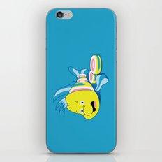 Flounder Sushi iPhone & iPod Skin