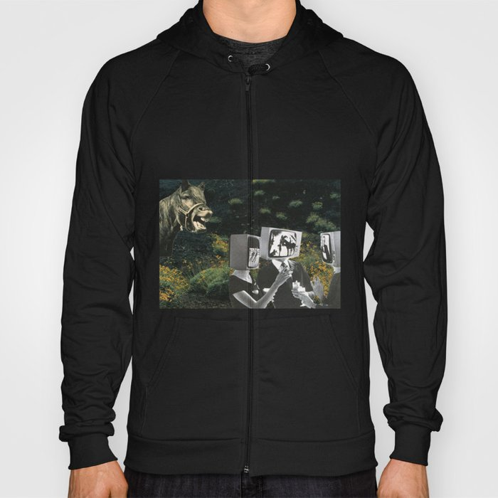 Animals Laugh At People Too Hoody