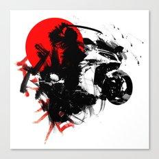 Kawasaki Ninja - Japan Canvas Print