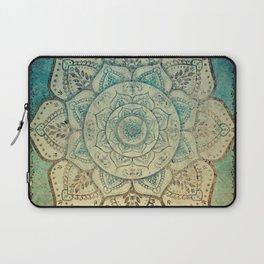 Faded Bohemian Mandala Laptop Sleeve