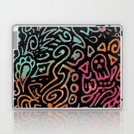 the layered acrylic one Laptop & iPad Skin