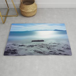Ocean Waters Photography Print Rug