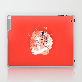 S A M E Laptop & iPad Skin