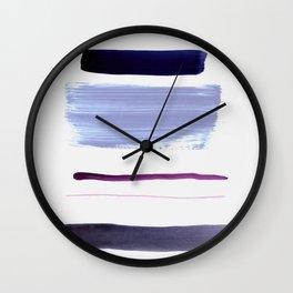 minimalism 9 Wall Clock