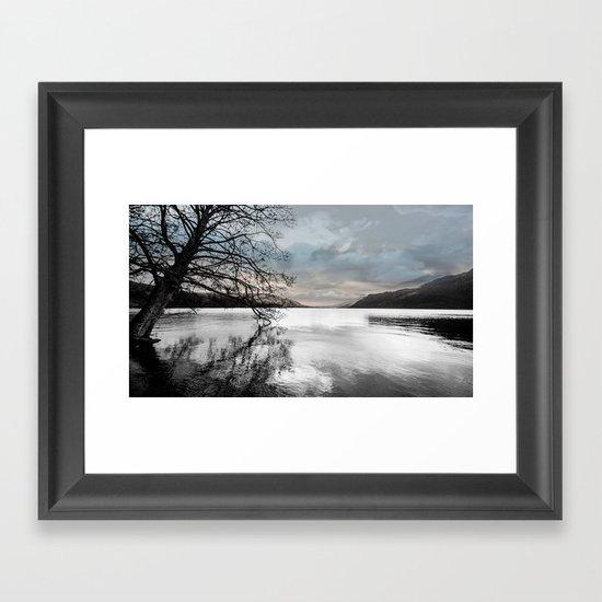 Ullswater Art  Framed Art Print