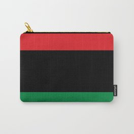 flag of Pan-Africanism or Unia Carry-All Pouch
