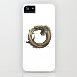 Ouroboros iPhone Case