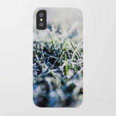 Frosty Morning 1 Slim Case iPhone X