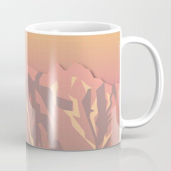 Night Mountains No. 47 Coffee Mug