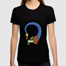 Toon Quetzalcoatl T-shirt