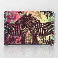 zebra iPad Cases featuring ZEBRA by Nechifor Ionut