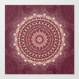 Crystalline Harmonics - Celestial Canvas Print