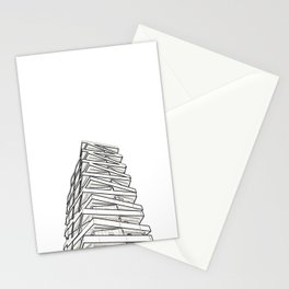 Architecture: Tule Towers Stationery Cards