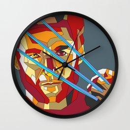 James Howlett Wall Clock