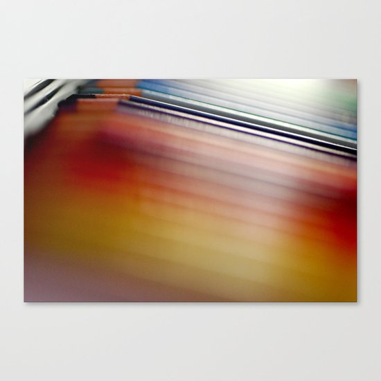Gradient Canvas Print